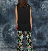 Floral 90s trousers