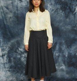 Classy 80s skirt
