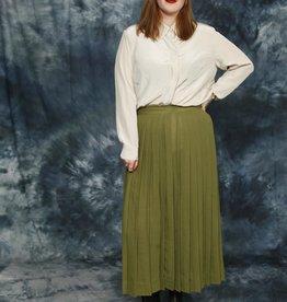 Wonderful Pleated Skirt