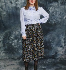 Cute 90s Floral Skirt