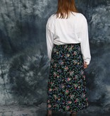 Beautiful 90s Floral Skirt