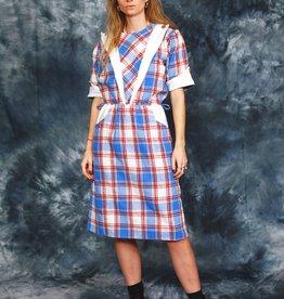 Heavyweight 70s dress