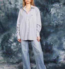 Striped Armani shirt