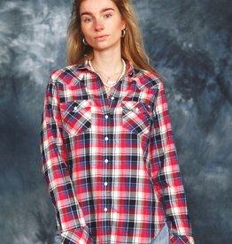 Printed Western shirt