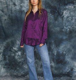 Purple 90s shirt