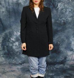 Black 70s jacket