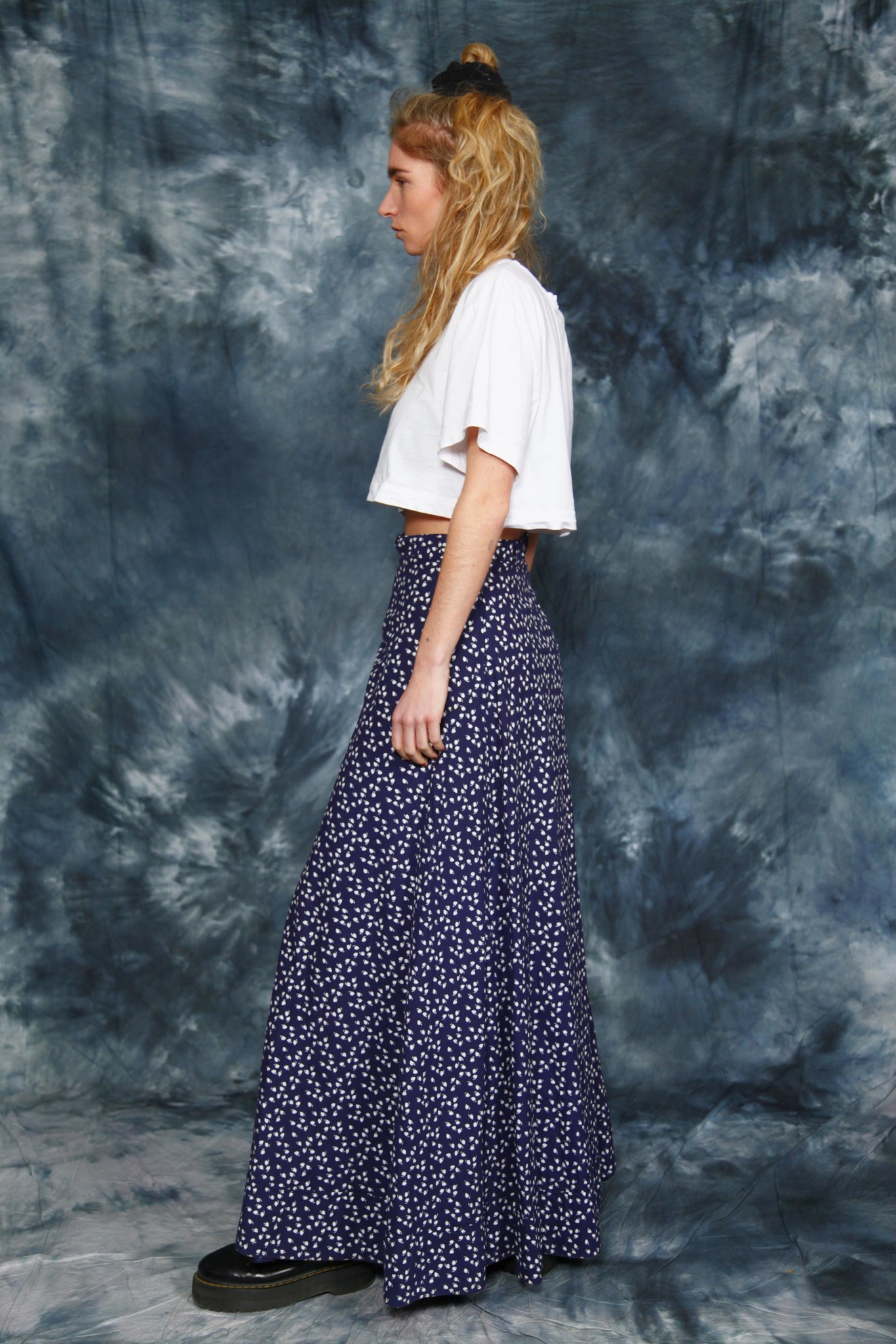 Lovely 70s maxi skirt