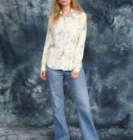 Floral 70s shirt