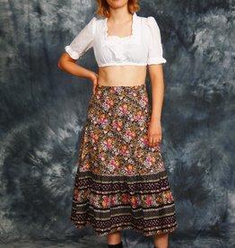 Lovely 70s midi skirt