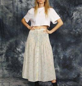 Pleated 90s skirt