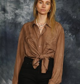 Lovely 90s silk shirt