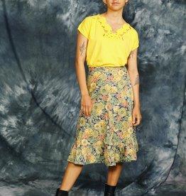 Yellow 80s shirt