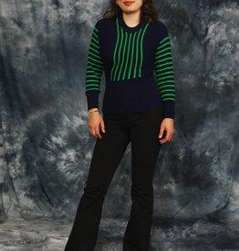 Cute 70s stretch jumper