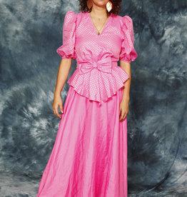 Fun 80s prom dress