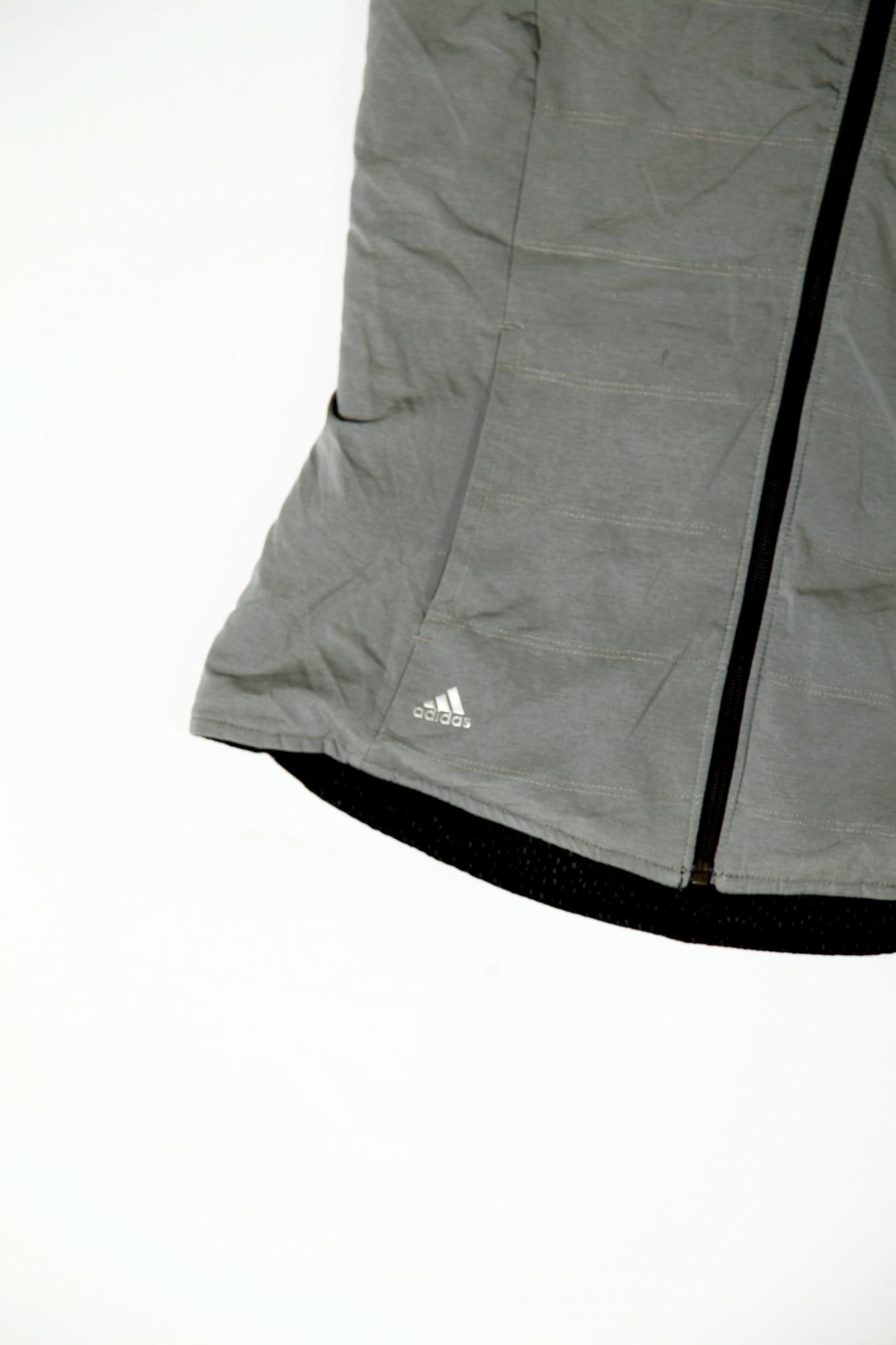 Grey Adidas bodywarmer