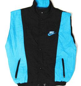 Blue Nike bodywarmer