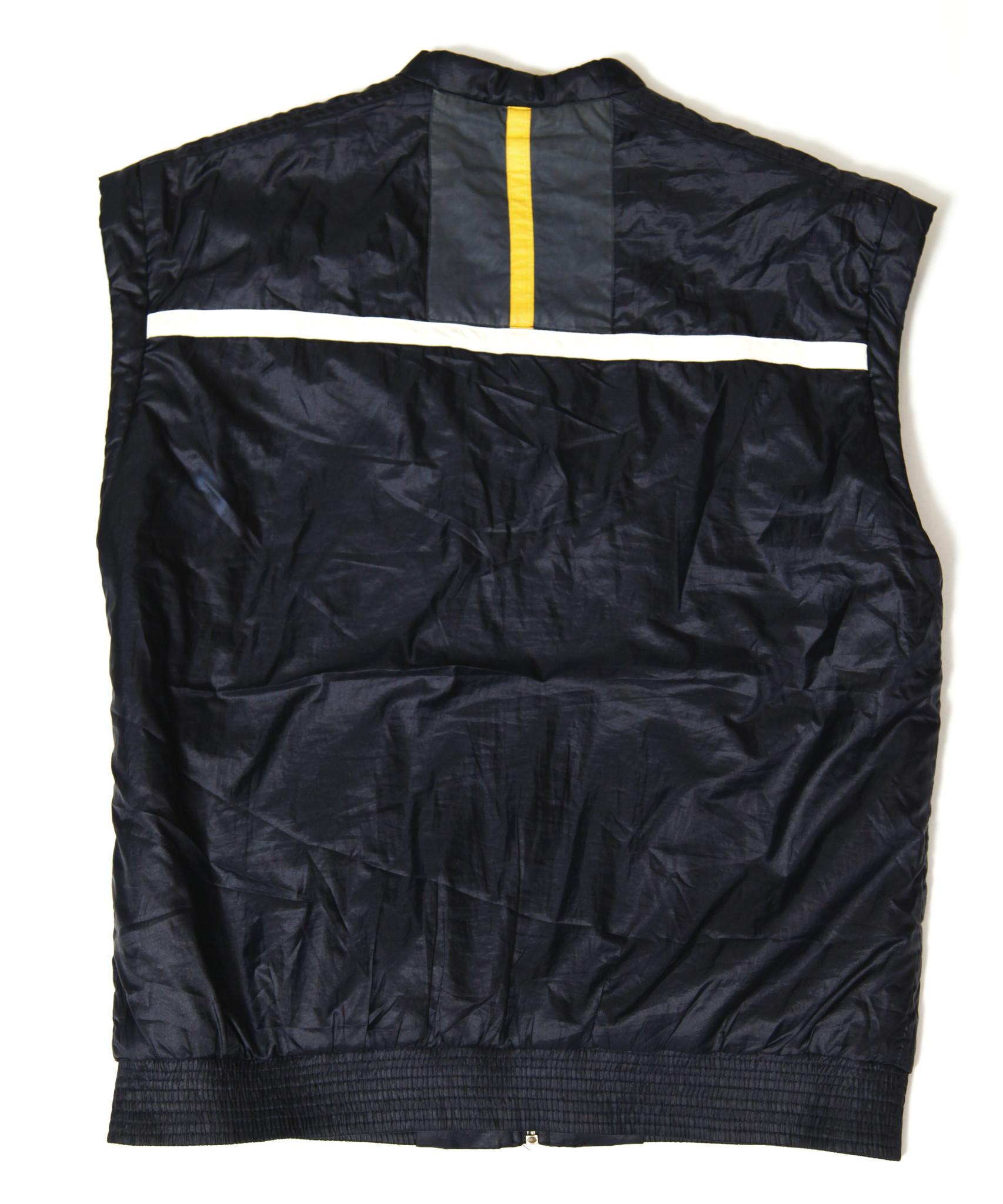 Navy Fila bodywarmer