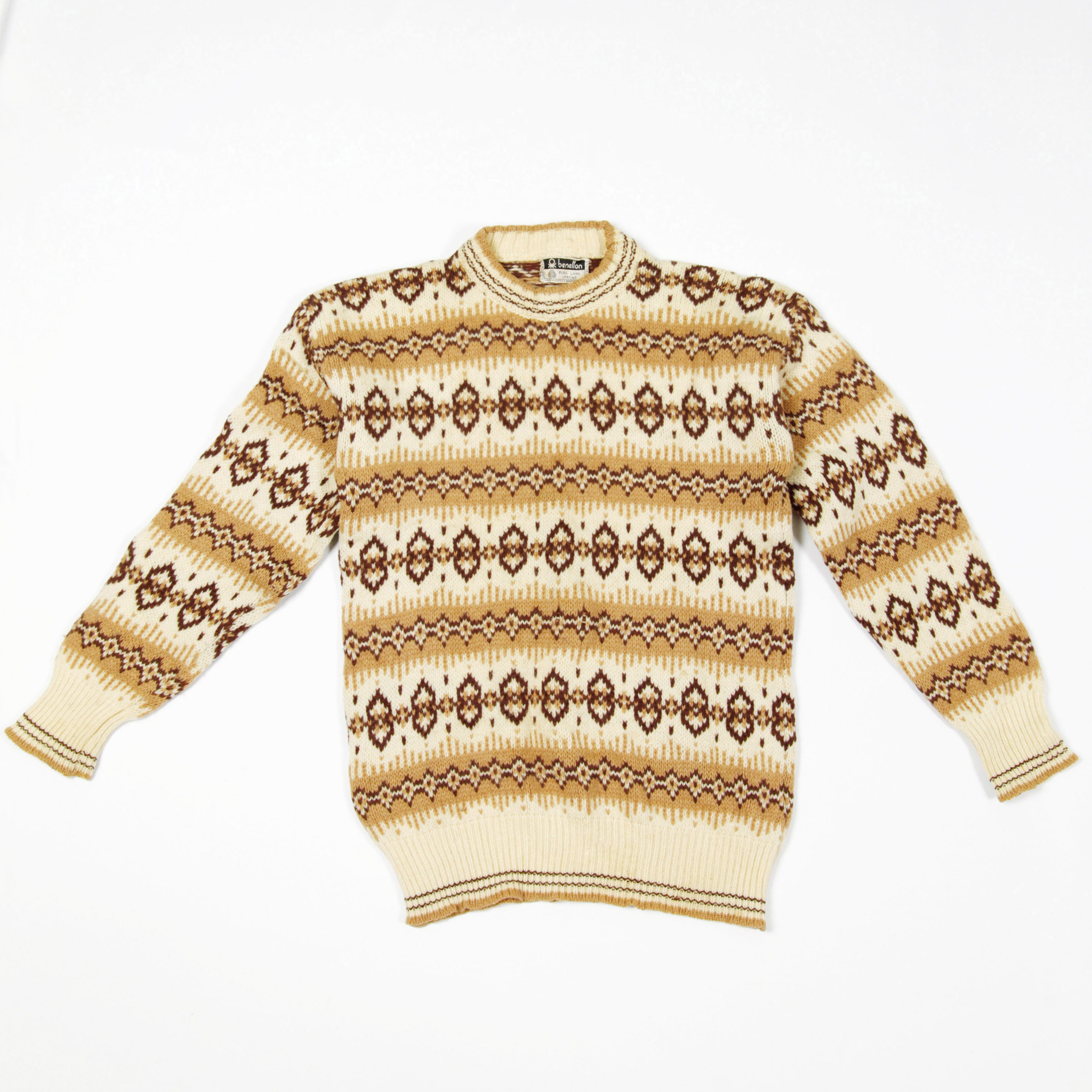 Wool Benneton jumper