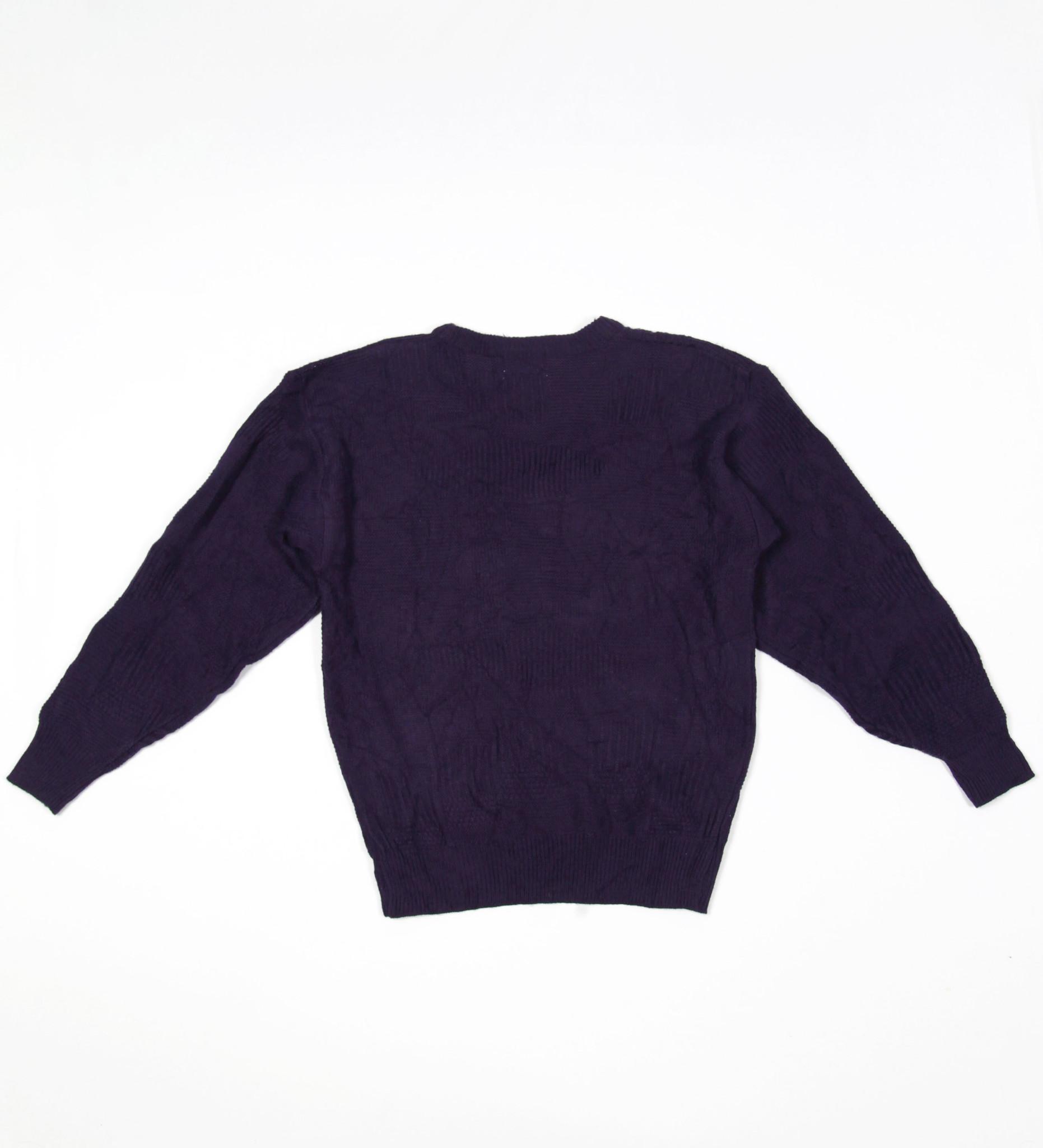 Purple cable jumper