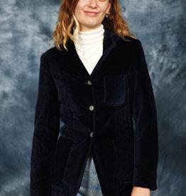 Classy velvet jacket