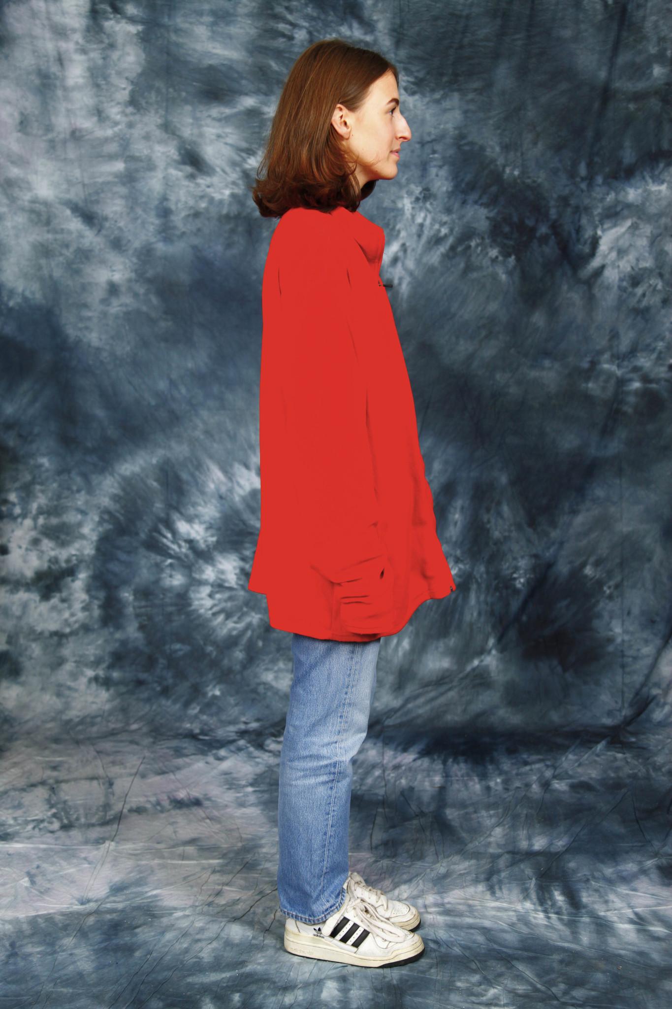 Fleece Kappa jumper