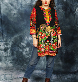 Gorgeous floral tunic