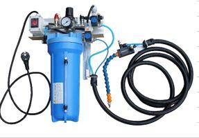 Dynacut Minimum quantity lubrication MDE-TS