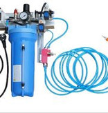 Dynacut Minimum quantity lubrication MDE-DL