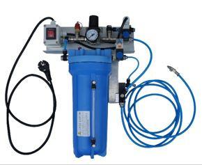 Dynacut Minimum quantity lubrication MDE-DK