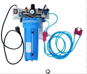 Dynacut Minimum quantity lubrication MDE-LS