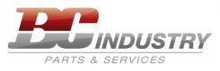BC Industry Parts & Services Drehen Fräsen Wendeplatten Torx