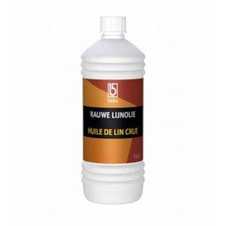 Lijnolie rauw (1 liter)