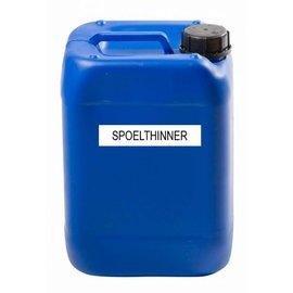 Spoelthinner (25 liter)