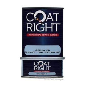 Coatright Coatright  2K blanke lak extra mat