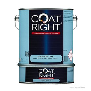 Coatright Coatright  2K wandcoating MAT