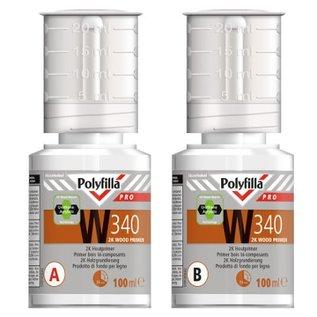 Polyfilla W340 - 2K Houtprimer 200 ml