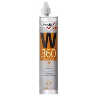 Polyfilla W360 - 2K Houtreparatiepasta