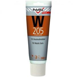 Polyfilla W205 - 1K Houtvulmiddel