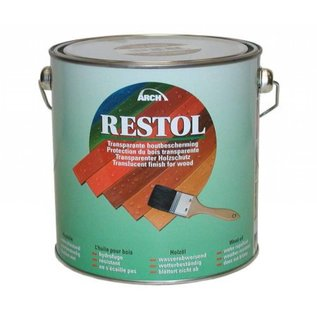 Restol Restol 2,5 liter (transparant) Naturel UV extra