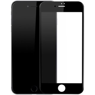 Apple iPhone 7 Plus / 8 Plus Anti Blue Light Fullscreen Screenprotector - Glas - Zwart