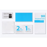 Diva Apple iPhone 7 Plus / 8 Plus Anti Blue Light Fullscreen Screenprotector - Glas - Zwart