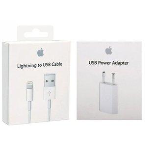 iPhone Originele Lightning oplader met 200 cm USB-kabel