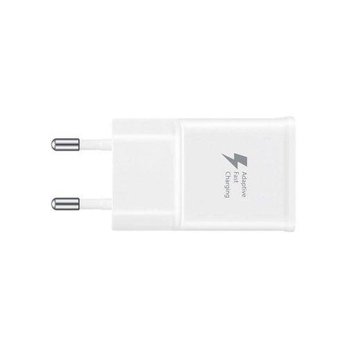 Samsung Galaxy S8 & S8 Plus Originele Adaptive Fast Charging Snellader Met Type-C kabel - Wit