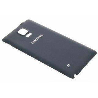 Galaxy Note 4 Originele Batterij Cover - Zwart