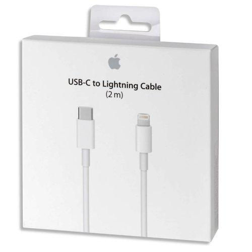 Apple Originele USB-C/Type-C naar lightning kabel - 2 Meter