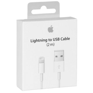iPhone Originele Lightning naar USB - Oplaadkabel 2 Meter