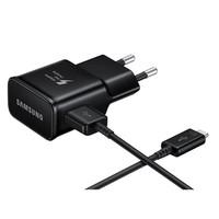 Samsung Galaxy S8 & S8 Plus Adaptive Fast Charging Snellader Met Type-C kabel - Zwart