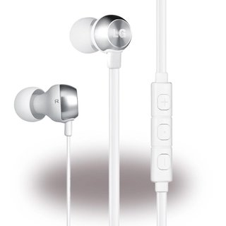 Originele Premium Quadbeat 2 Headset in ear oordopjes - Wit