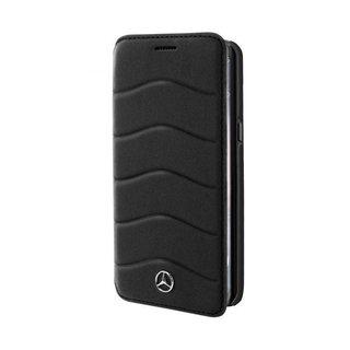 Originele Wave Bookcase hoesje voor de Samsung Galaxy S8 Plus - Zwart