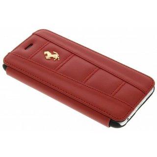 Originele Bookcase Hoesje voor de Apple iPhone 6 Plus / 6S Plus - Rood